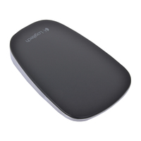 Logitech Ultrathin Touch Mouse T630 Black-Silver USB